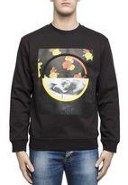 McQ Black Cotton Sweater