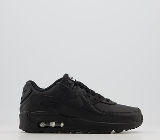 Nike 90 Gs Trainers Black