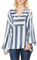 Vince Camuto Bell Sleeve Top