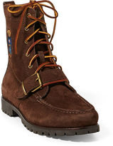 Polo Ralph Lauren Ranger Polo Bear Suede Boot