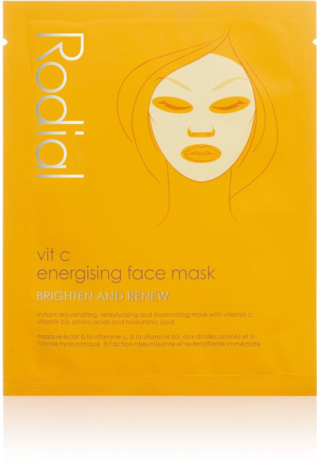 Rodial Vit C Energizing Sheet Mask