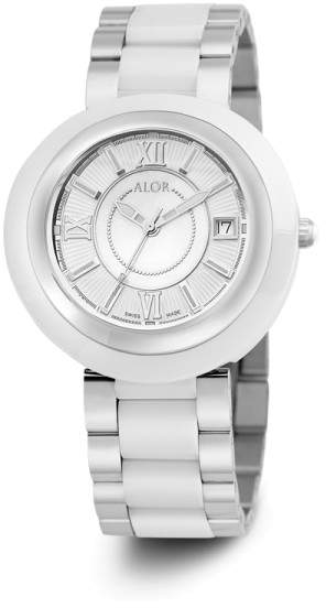Alor CAVO Mop/white Dial 37mm Womens Watch