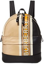 Burberry Mini Nico Stripe (Archive Beige) Backpack Bags