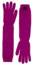 Gianfranco Ferre Gua 01033 Wool Blend Long Gloves.