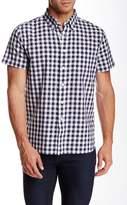 Grayers Grange Shadow Gingham Regular Fit Shirt