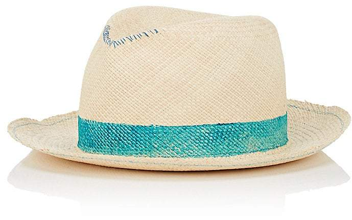 Albertus Swanepoel Women's Roman Panama Straw Hat