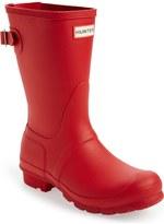 Hunter Short Back Adjustable Rain Boot (Women)
