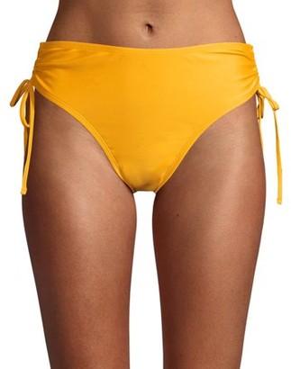 Time and Tru Women's Cinch Tie Bikini Swimsuit Bottom
