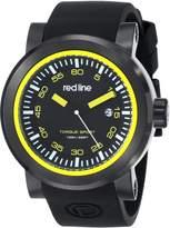 Redline red line Men's RL-50049-BB-01-YA Torque Sport Analog Display Japanese Quartz Watch