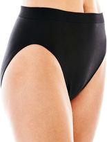 Bali Comfort Revolution Damask High-Cut Panties - 303J