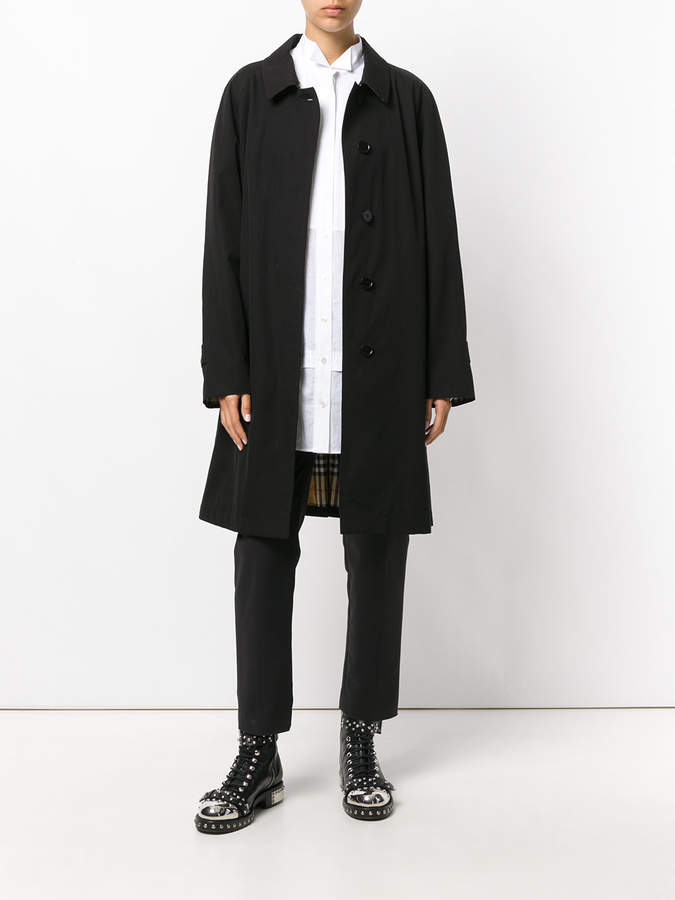 Burberry House Check coat