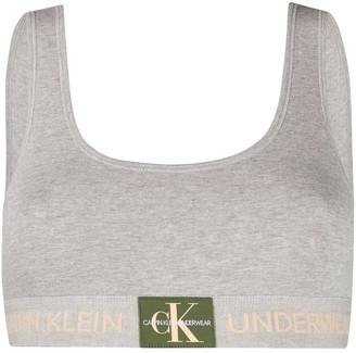 Calvin Klein Underwear Jersey Bra