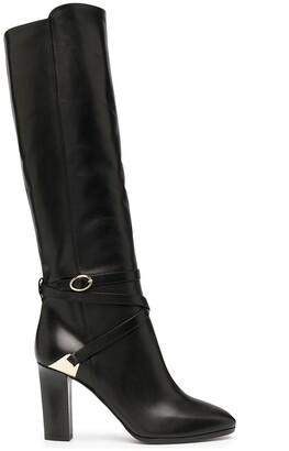 Aquazzura Saddle boots