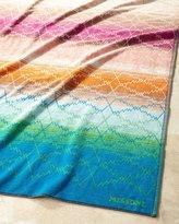 Missoni Tania Beach Towel