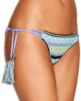Ale By Alessandra Groupie Crochet California Fit Bikini Bottom