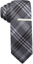 Alfani Men's Black Skinny Tie, Only at Macy's