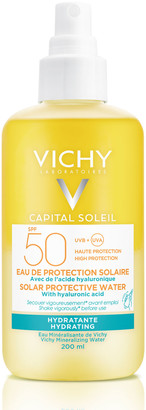 Vichy Capital Soleil Solar Protective Water Hydrating Spf50 200Ml