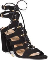 Daya by Zendaya Miles Block-Heel Sandals Women's Shoes