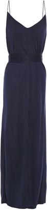 Ninety Percent Belted Jersey Maxi Dress