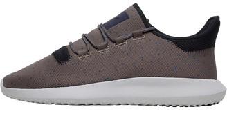 adidas Mens Tubular Shadow Primeknit Trainers Simple Brown/Crystal White/Blue