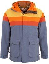 Burton Burton Frontier Snowboard Jacket Blue
