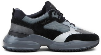 Hogan Interaction Chunky Sneakers