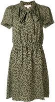 MICHAEL Michael Kors patterned dress