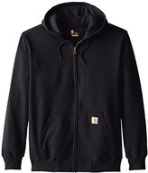 Carhartt Men's Tall Rain Defender Paxton Heavyweight Hooded Zip Front Sweatshirt