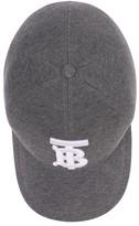 Burberry Monogram Motif Jersey Baseball Cap