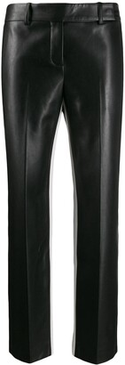 Ermanno Scervino Straight-Leg Polished Trousers