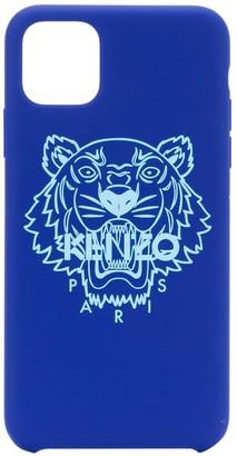 Kenzo tiger motif iPhone 11 Pro Max case