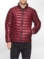 Calvin Klein Mens Lightweight Packable Down Jacket