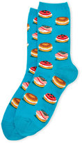 Hot Sox Bagels Socks