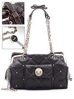 Luella Fury Boxy Bag (Black)