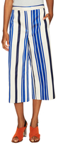 Paul & Joe Sister Bandero Stripe Wide Leg Pant