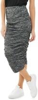 JLO by Jennifer Lopez Women's Side Ruched Pencil Skirt