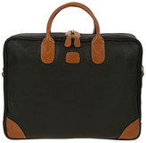 Bric's Magellano Black Slim Attache