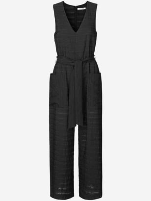 Samsoe & Samsoe Matera Jumpsuit In Black - XS