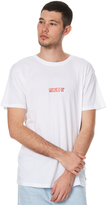 The Critical Slide Society Washed Up Mens Tee White