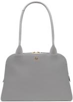 Radley Millbank Leather Medium Tote Bag, Grey