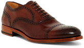 Antonio Maurizi Medallion Cap Toe Leather Oxford