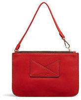 Kenneth Cole Leather Flat Pouch