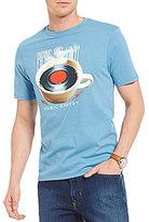 Daniel Cremieux Jeans Vinyl Short-Sleeve Graphic Tee