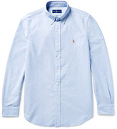 Polo Ralph Lauren - Standard-fit Button-down Collar Cotton Oxford Shirt