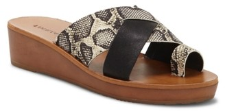 Lucky Brand Heliara Wedge Sandal