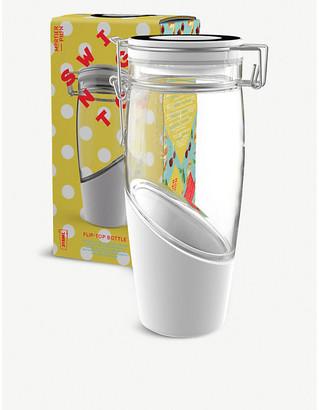 Mortier Pilon Fliptop glass bottle 415ml