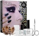 Ciaté Feather Manicure by Ruffle My Feathers