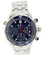 Omega Seamaster 212.30.42.50.03.001 Stainless Steel Blue Dial Automatic 41.5mm Mens Watch