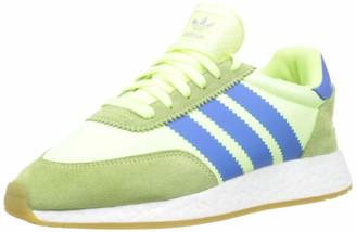 adidas Men's I-5923 Gymnastics Shoes - Yellow (Hi/Res Yellow/True Blue/Gum 3 Hi/Res Yellow/True Blue/Gum 3) - 6.5 UK