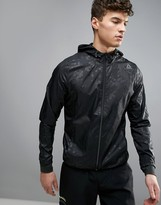 Reebok Running Osr Sustain Jacket In Black S99810